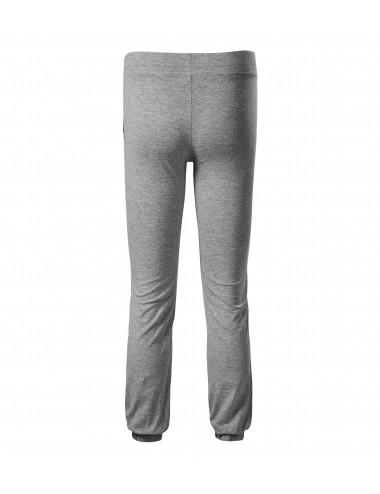 2Adler MALFINI Spodnie dresowe damskie Leisure 603 ciemnoszary melanż