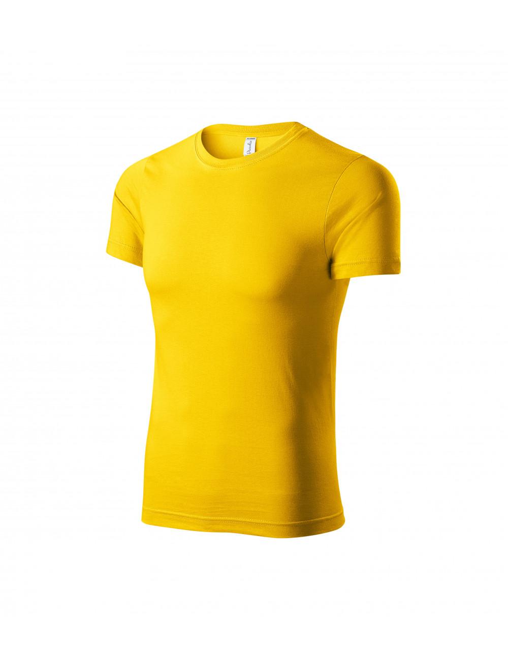Adler PICCOLIO Koszulka dziecięca Pelican P72 żółty