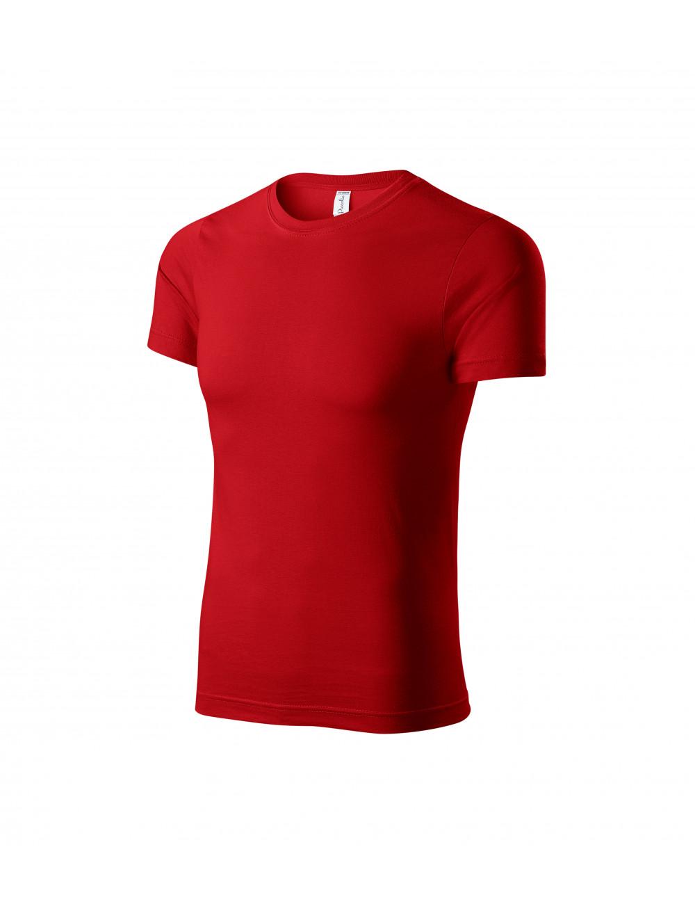 Adler PICCOLIO Koszulka dziecięca Pelican P72 czerwony
