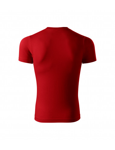 2Adler PICCOLIO Koszulka dziecięca Pelican P72 czerwony