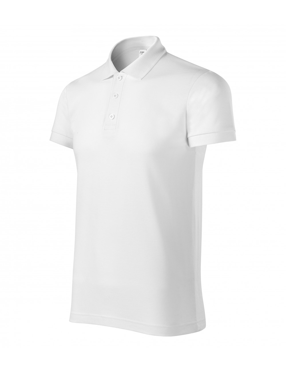 Adler PICCOLIO Koszulka polo męska Joy P21 biały