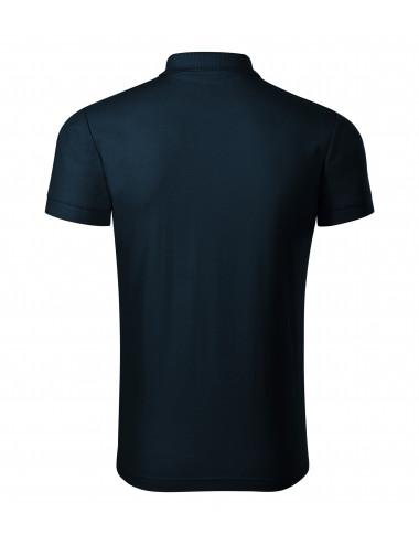 2Adler PICCOLIO Koszulka polo męska Joy P21 granatowy