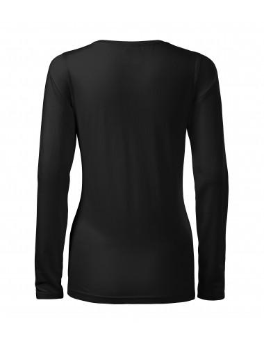 2Adler MALFINI Koszulka damska Slim 139 czarny