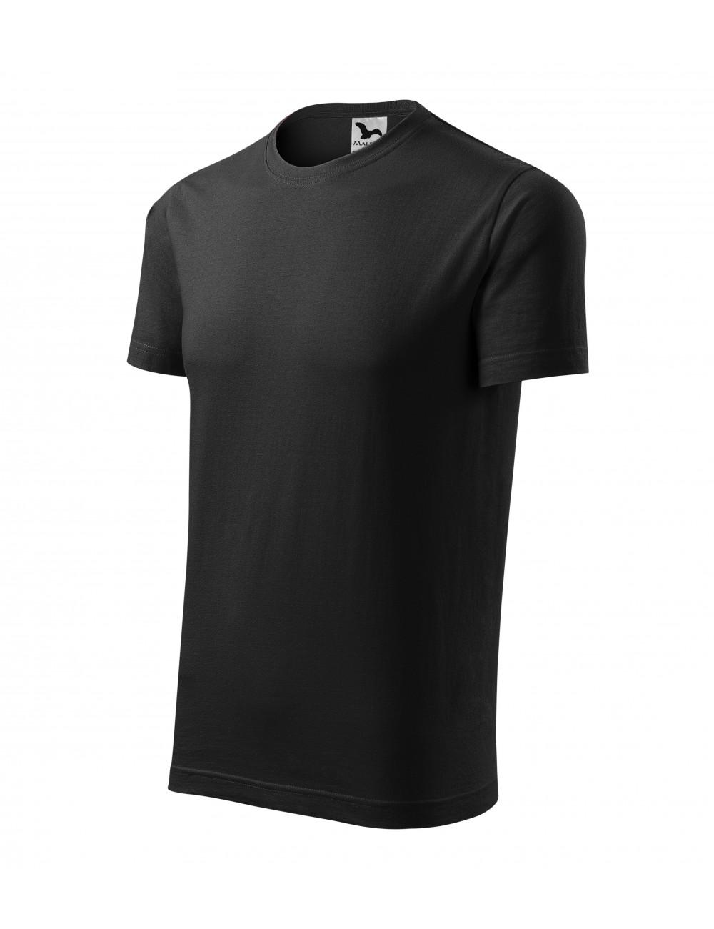 Adler MALFINI Koszulka unisex Element 145 czarny