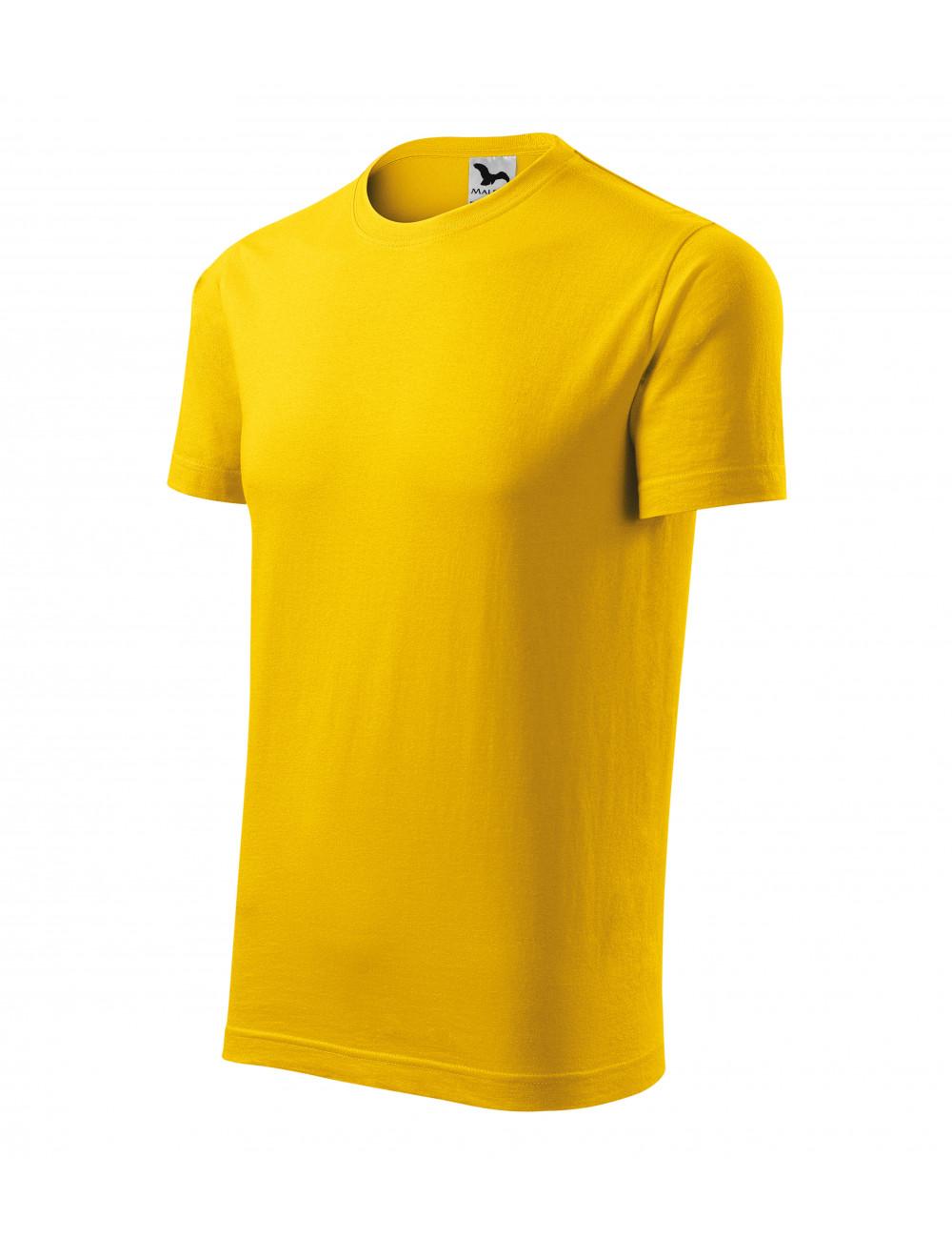 Adler MALFINI Koszulka unisex Element 145 żółty