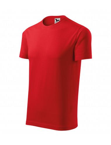 2Adler MALFINI Koszulka unisex Element 145 czerwony