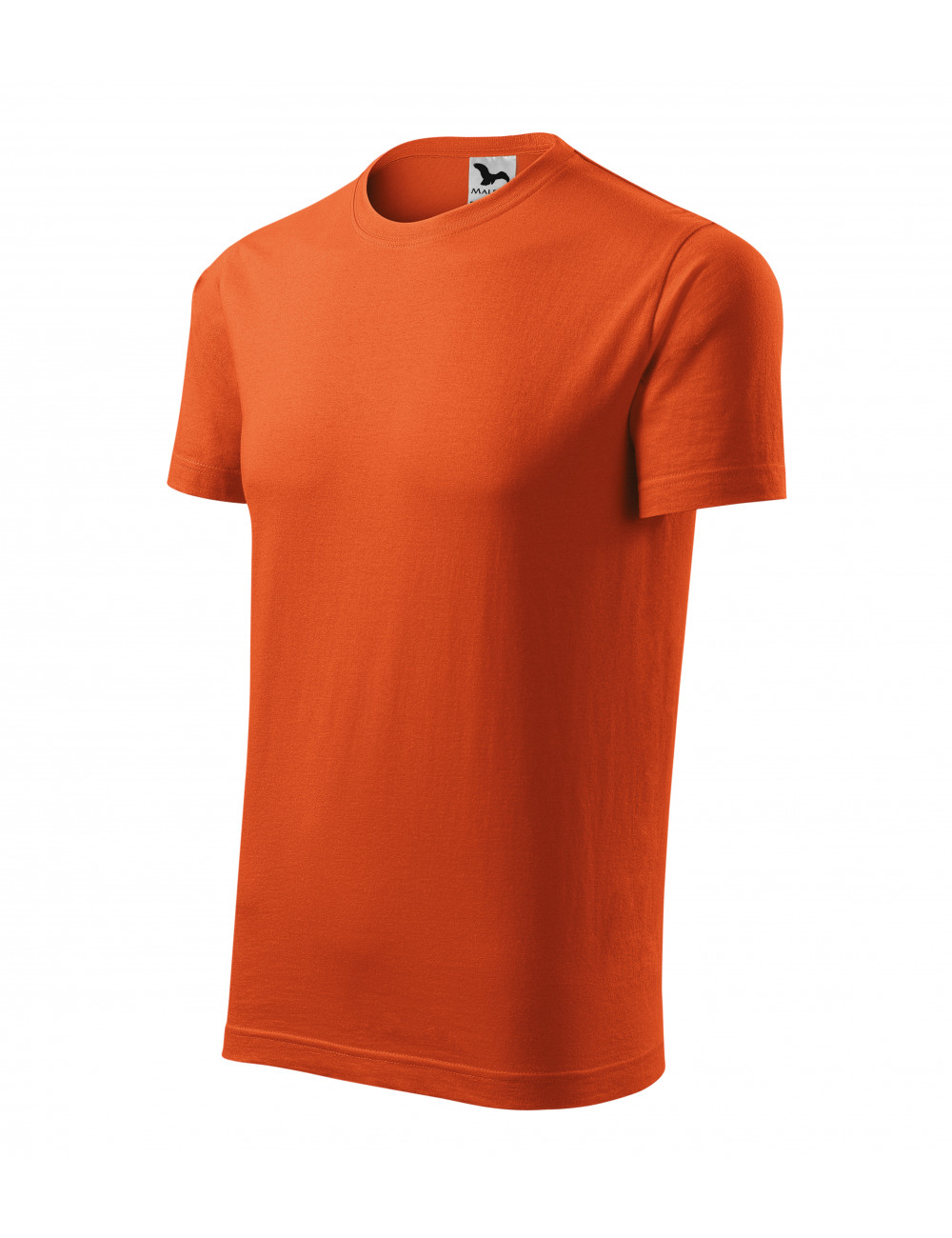 Adler MALFINI Koszulka unisex Element 145 pomarańczowy