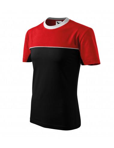 Adler MALFINI Koszulka unisex Colormix 109 czarny
