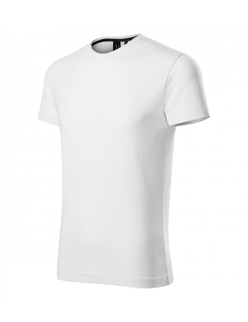 Adler MALFINIPREMIUM Koszulka męska Exclusive 153 biały