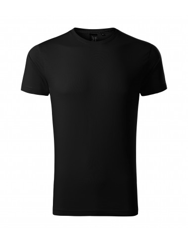 2Adler MALFINIPREMIUM Koszulka męska Exclusive 153 czarny