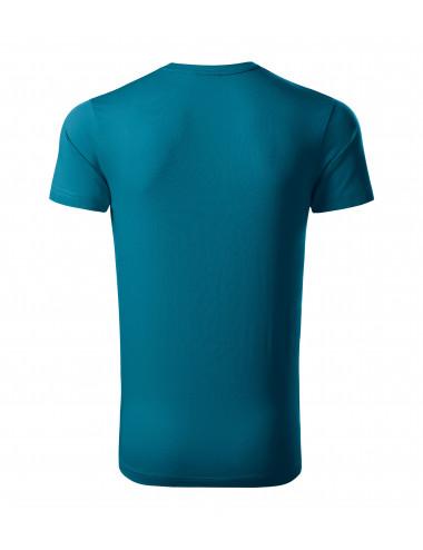 2Adler MALFINIPREMIUM Koszulka męska Exclusive 153 petrol blue