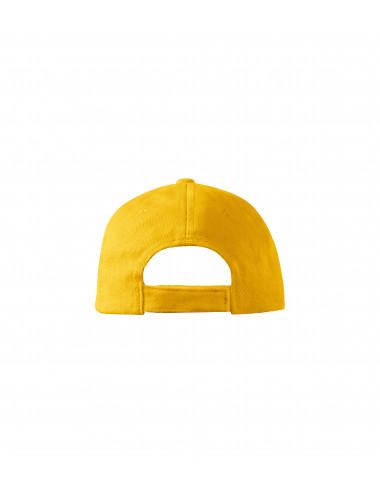 2Adler MALFINI Czapka dziecięca 6P Kids 303 żółty
