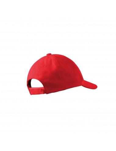 2Adler MALFINI Czapka dziecięca 6P Kids 303 czerwony