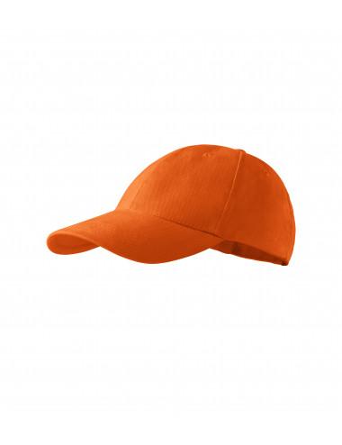 2Adler MALFINI Czapka dziecięca 6P Kids 303 pomarańczowy