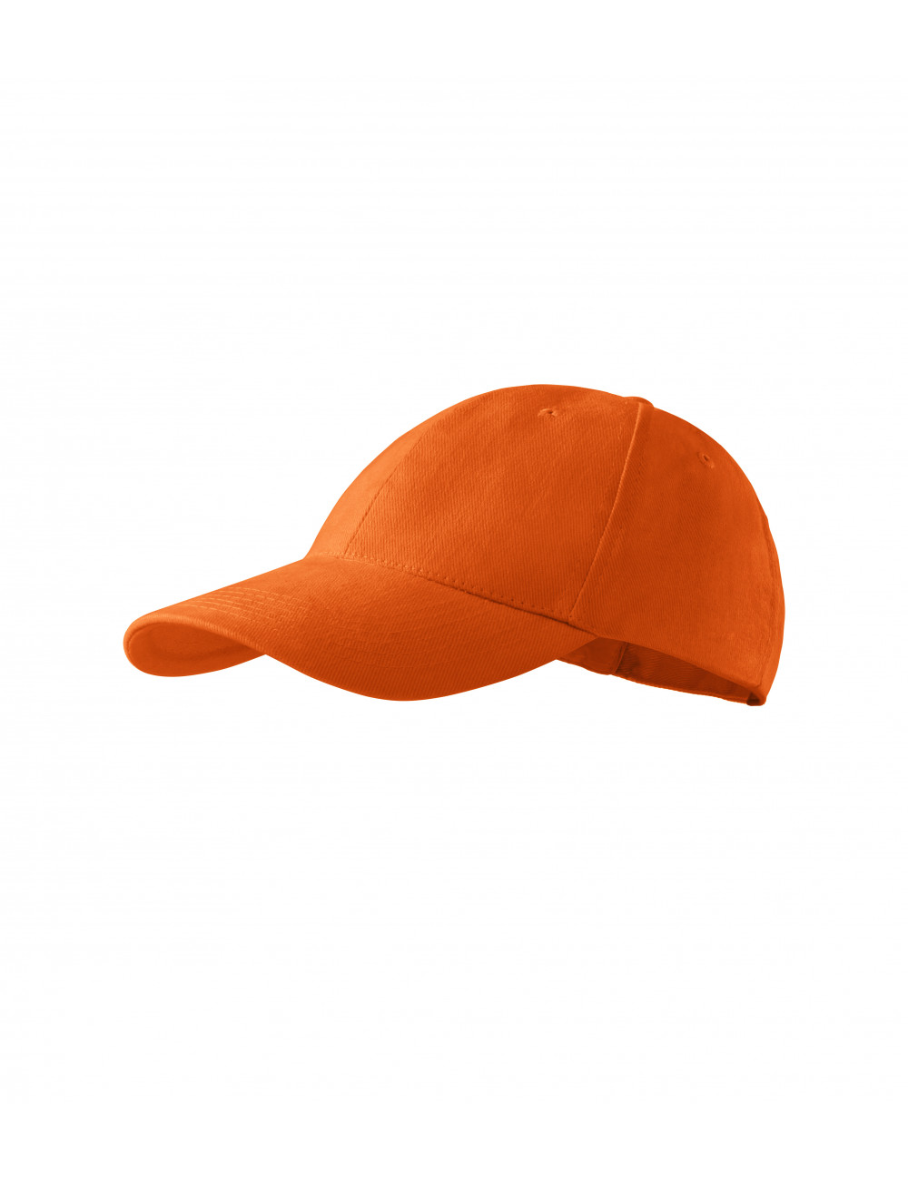 Adler MALFINI Czapka dziecięca 6P Kids 303 pomarańczowy