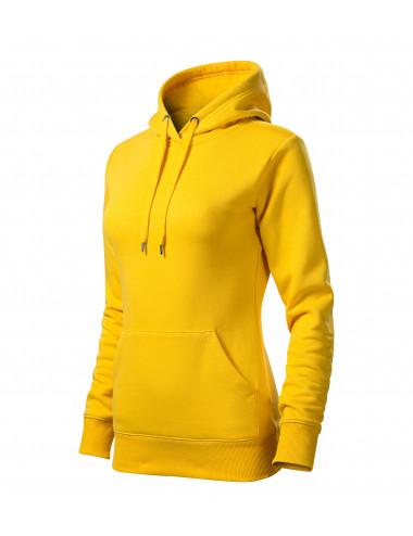 2Adler MALFINI Bluza damska Cape 414 żółty