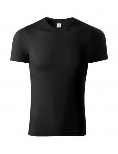 2Adler PICCOLIO Koszulka unisex Peak P74 czarny