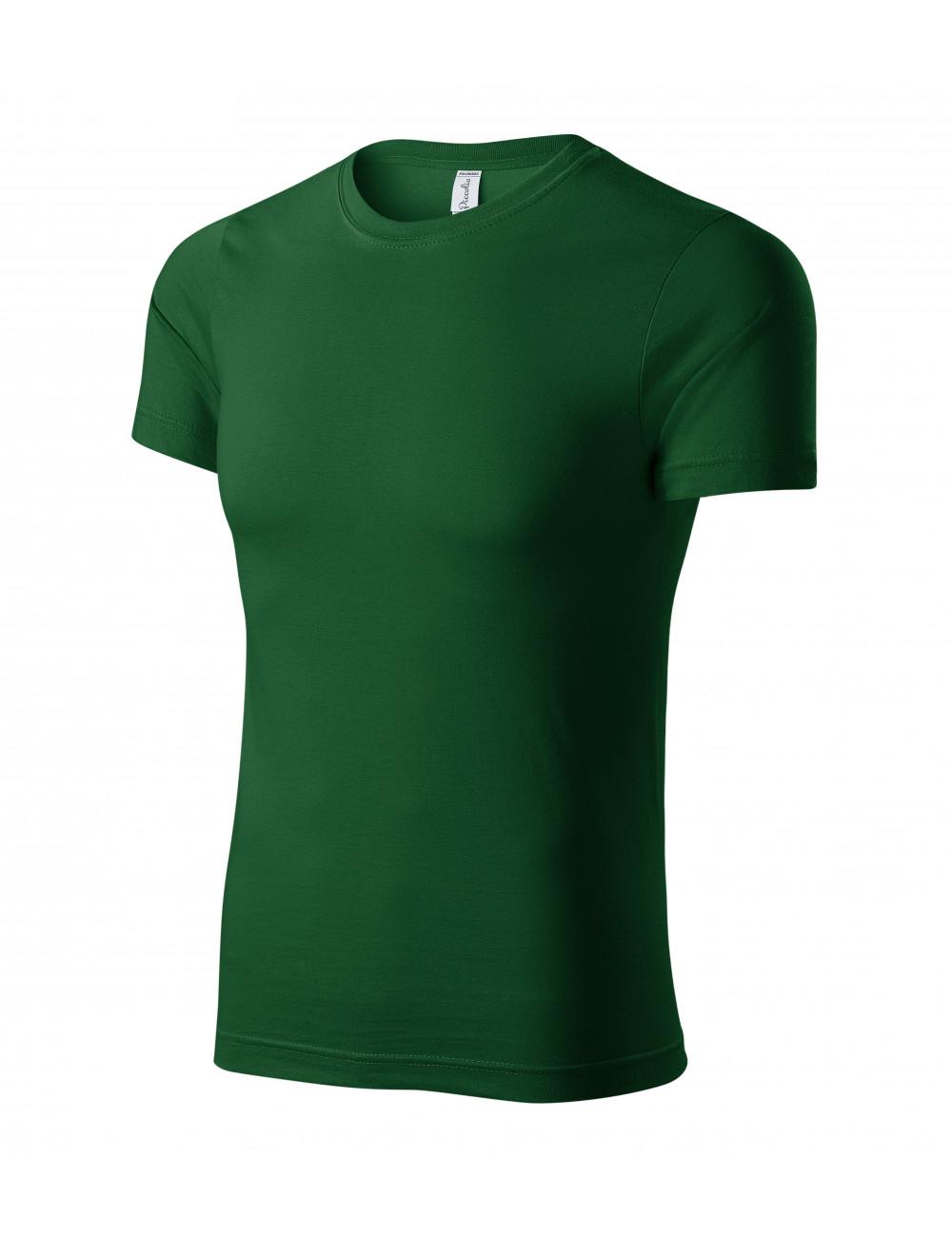 Adler PICCOLIO Koszulka unisex Peak P74 zieleń butelkowa
