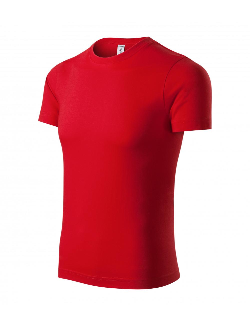 Adler PICCOLIO Koszulka unisex Peak P74 czerwony