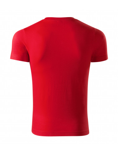 2Adler PICCOLIO Koszulka unisex Peak P74 czerwony