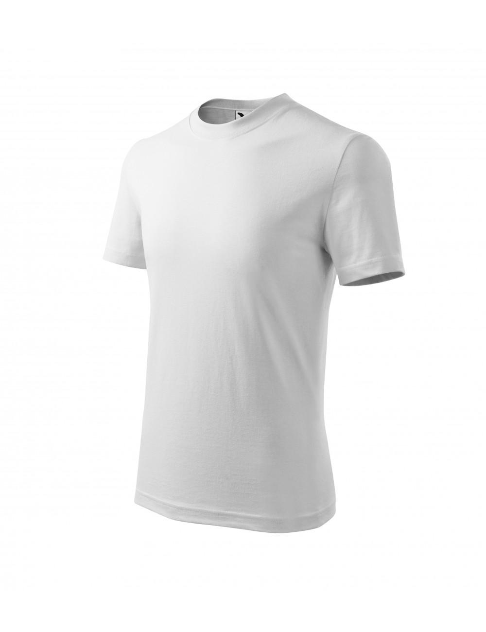 Adler MALFINI Koszulka dziecięca Classic 100 biały