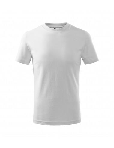 2Adler MALFINI Koszulka dziecięca Classic 100 biały