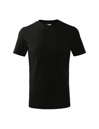 2Adler MALFINI Koszulka dziecięca Classic 100 czarny