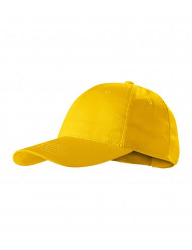 2Adler PICCOLIO Czapka unisex Sunshine P31 żółty