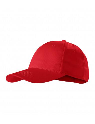 2Adler PICCOLIO Czapka unisex Sunshine P31 czerwony