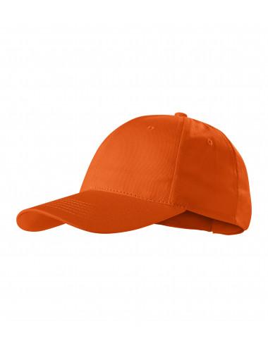 2Adler PICCOLIO Czapka unisex Sunshine P31 pomarańczowy