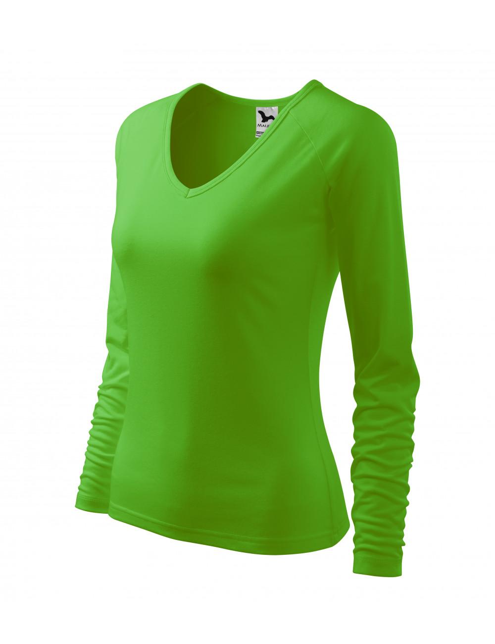 Adler MALFINI Koszulka damska Elegance 127 green apple