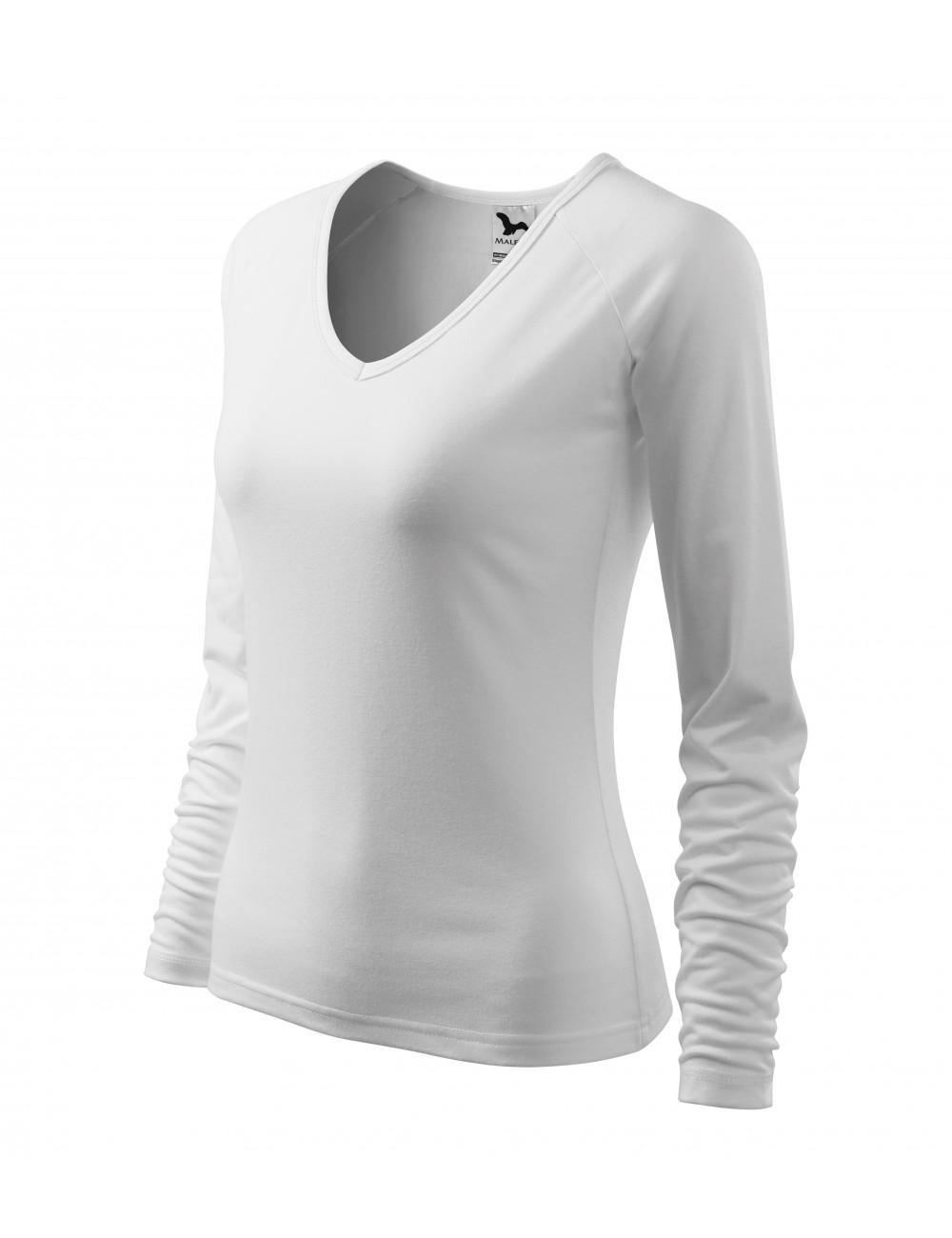 Adler MALFINI Koszulka damska Elegance 127 biały