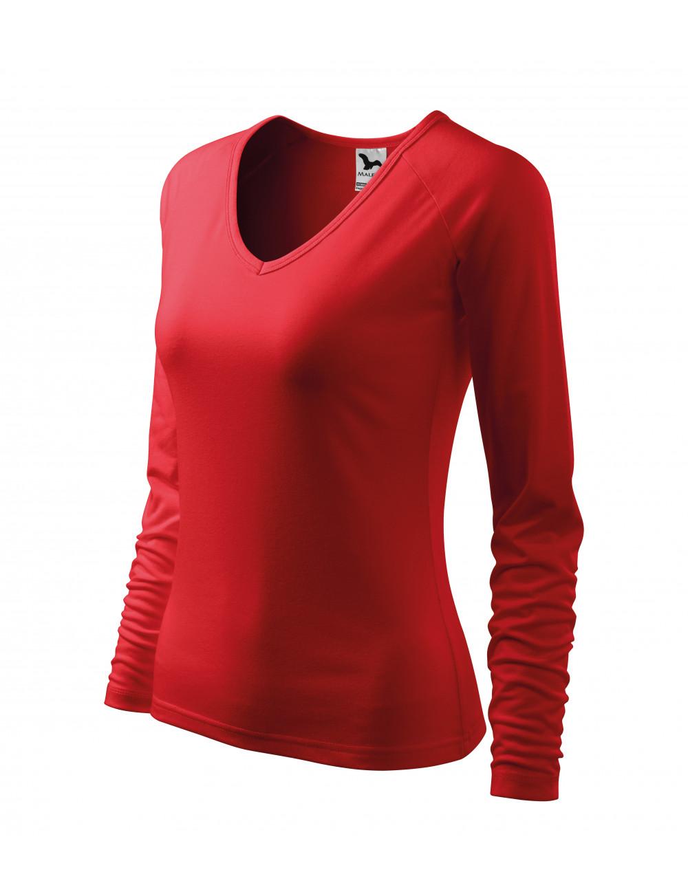 Adler MALFINI Koszulka damska Elegance 127 czerwony