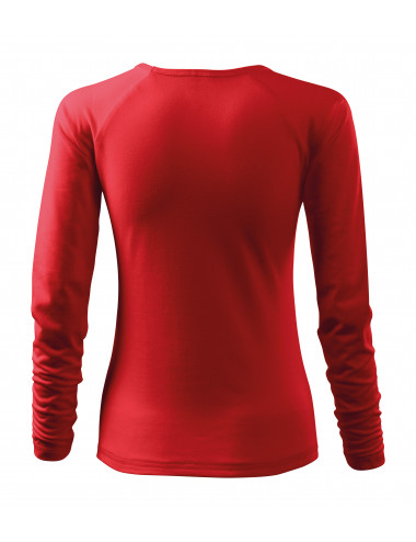 2Adler MALFINI Koszulka damska Elegance 127 czerwony