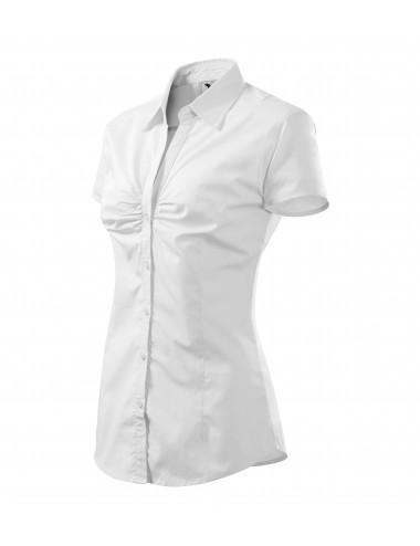 Adler MALFINI Koszula damska Chic 214 biały