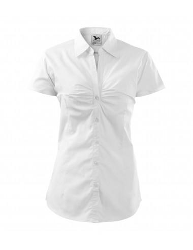 2Adler MALFINI Koszula damska Chic 214 biały