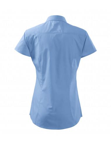 2Adler MALFINI Koszula damska Chic 214 błękitny