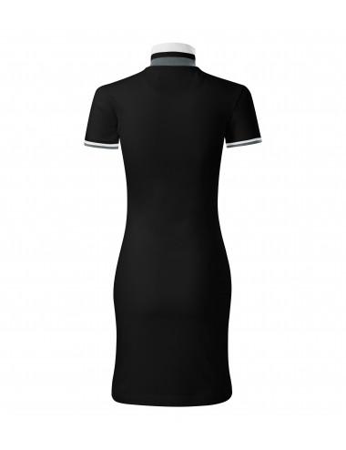 2Adler MALFINIPREMIUM Sukienka damskie Dress up 271 czarny