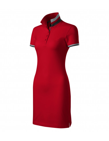 2Adler MALFINIPREMIUM Sukienka damskie Dress up 271 formula red