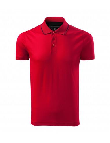 2Adler MALFINIPREMIUM Koszulka polo męska Grand 259 formula red