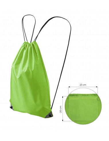 2Adler MALFINI Gymsack Unisex/Kids Energy 912 green apple