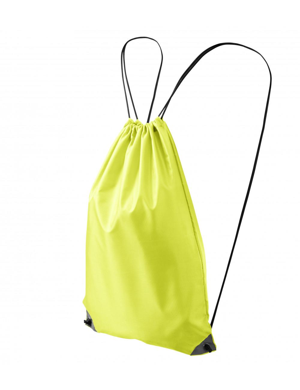 Adler MALFINI Gymsack Unisex/Kids Energy 912 neon yellow