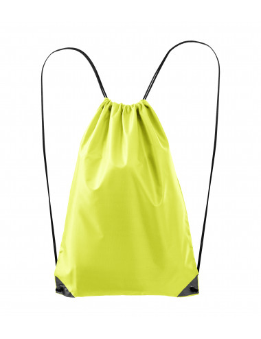 2Adler MALFINI Gymsack Unisex/Kids Energy 912 neon yellow