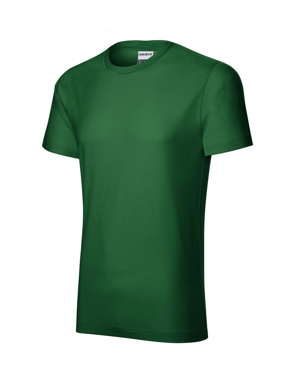 Adler RIMECK Koszulka męska Resist R01 zieleń butelkowa