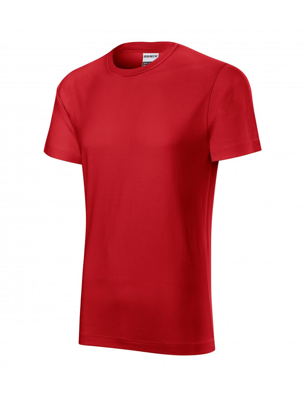 Adler RIMECK Koszulka męska Resist R01 czerwony