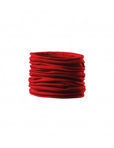 2Adler MALFINI Scarf Unisex/Kids Twister 328 czerwony