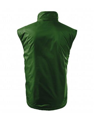 2Adler MALFINI Kamizelka męska Body Warmer 509 zieleń butelkowa