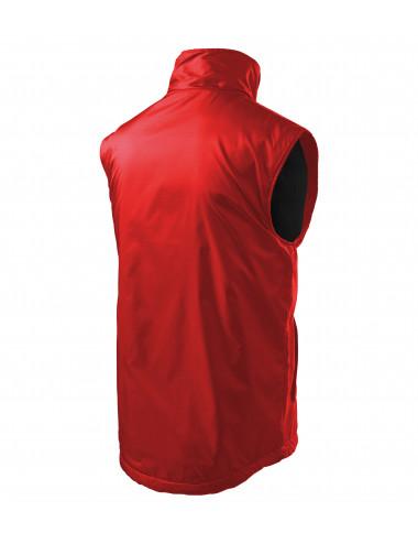 2Adler MALFINI Kamizelka męska Body Warmer 509 czerwony