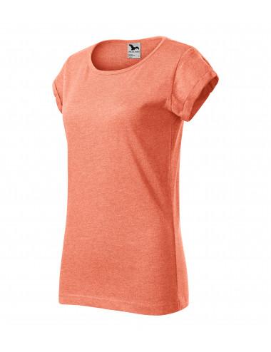 2Adler MALFINI Koszulka damska Fusion 164 sunset melanż