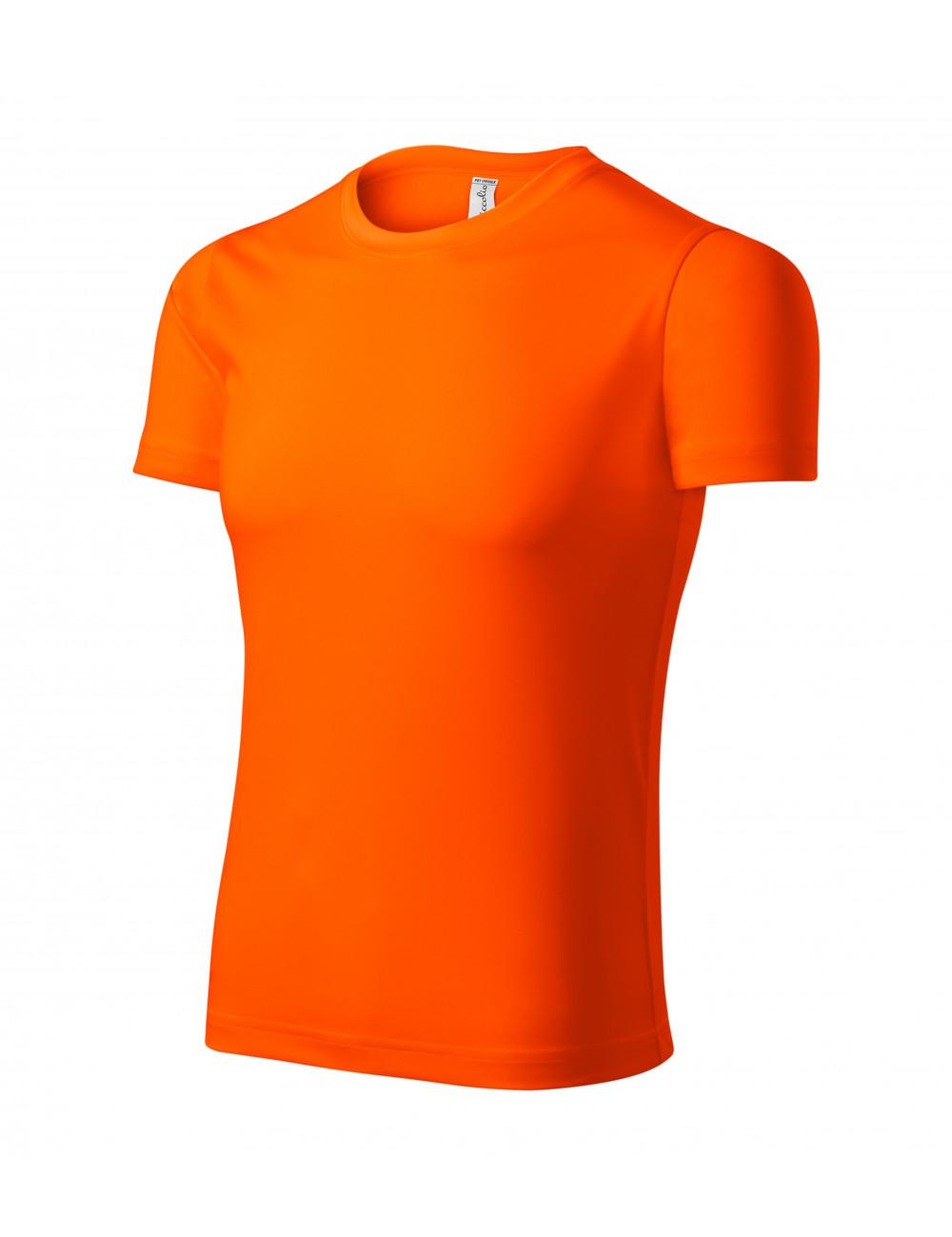 Adler PICCOLIO Koszulka unisex Pixel P81 neon orange